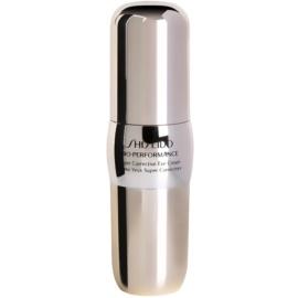 Shiseido Bio-Performance коректуючий крем для очей проти зморшок та темних кіл  15 мл