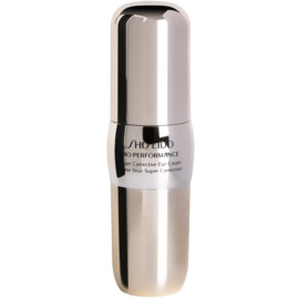 Shiseido Bio-Performance Augen-Korrekturcreme gegen Falten und dunkle Augenringe  15 ml