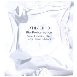 Shiseido Bio-Performance exfoliační čisticí polštářky pro omlazení pleti  6 g