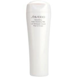 Shiseido Body Bodymilch zum Duschen zum straffen der Haut  200 ml