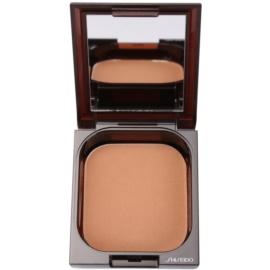 Shiseido Base Bronzer Bronzing Powder Shade 02 Medium 12 g