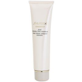 Shiseido Concentrate почистваща пяна  за суха или много суха кожа   150 мл.