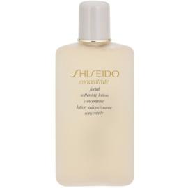 Shiseido Concentrate zjemňující a hydratační tonikum pro suchou až velmi suchou pleť  150 ml