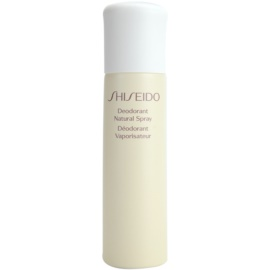 Shiseido Body Deodorant desodorante en spray  100 ml