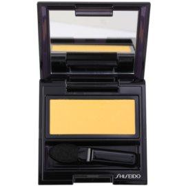 Shiseido Eyes Luminizing Satin rozjasňující oční stíny odstín YE 306 Solaris 2 g