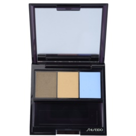 Shiseido Eyes Luminizing Satin sombras trio  tom GD 804 Opera 3 g