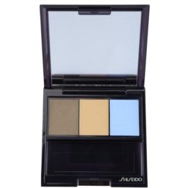 Shiseido Eyes Luminizing Satin trio fard ochi culoare GD 804 Opera 3 g
