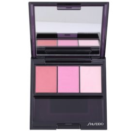 Shiseido Eyes Luminizing Satin sombras trio  tom PK 403 Boudoir 3 g