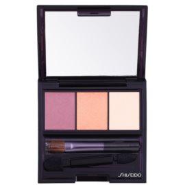 Shiseido Eyes Luminizing Satin Trio Eye Shadow Color RD 299 Beach Grass 3 g
