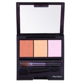 Shiseido Eyes Luminizing Satin Trio Eye Shadow Color BR 214 Into the Woods 3 g