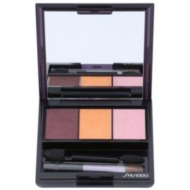 Shiseido Eyes Luminizing Satin Trio Eye Shadow Color OR 316 3 g