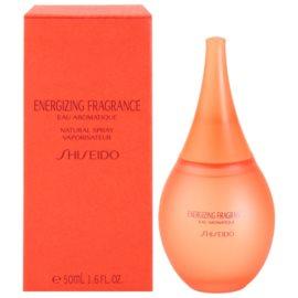 Shiseido Energizing Fragrance woda perfumowana dla kobiet 50 ml