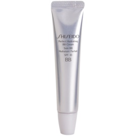 Shiseido Even Skin Tone Care feuchtigkeitsspendende BB Creme SPF 30 Farbton Medium  30 ml