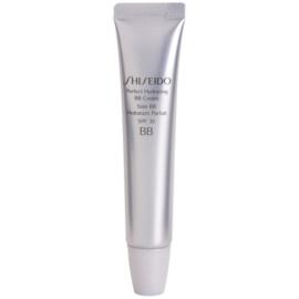 Shiseido Even Skin Tone Care feuchtigkeitsspendende BB Creme SPF30 Farbton Dark  30 ml