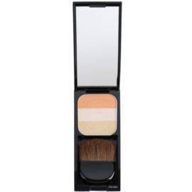 Shiseido Base Face Color Enhancing Trio multifunktioneller Aufheller Farbton OR1 7 g