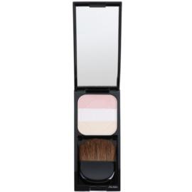 Shiseido Base Face Color Enhancing Trio multifunktioneller Aufheller Farbton PK1 7 g