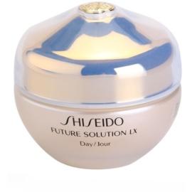 Shiseido Future Solution LX schützende Tagescreme gegen Hautalterung LSF 15  50 ml