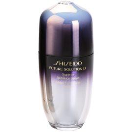 Shiseido Future Solution LX rozjasňující sérum pro sjednocení barevného tónu pleti  30 ml