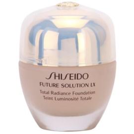 Shiseido Future Solution LX posvetlitvena podlaga SPF 15 B20 Natural Light Beige  30 ml