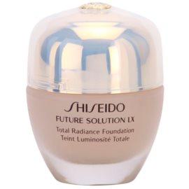 Shiseido Future Solution LX rozjasňujúci make-up SPF 15 B20 Natural Light Beige  30 ml