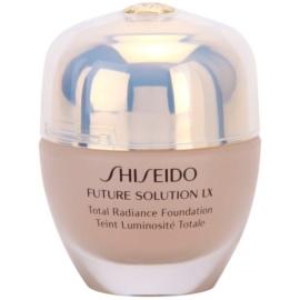 Shiseido Future Solution LX rozjasňujúci make-up SPF 15 B40 Natural Fair Beige  30 ml