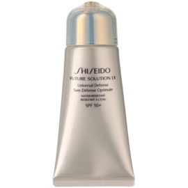 Shiseido Future Solution LX Anti-Verouderings Beschermende Crème  SPF 50+  50 ml