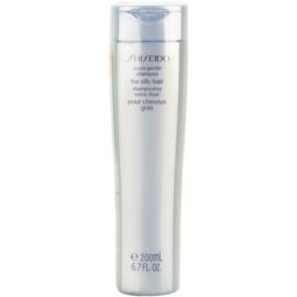 Shiseido Hair šampon pro mastné vlasy  200 ml