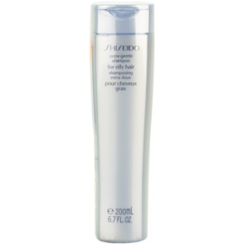 Shiseido Hair sampon zsíros hajra  200 ml