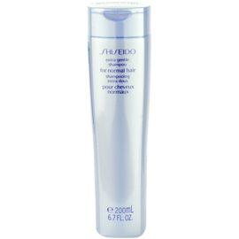 Shiseido Hair champú para cabello normal  200 ml
