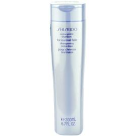 Shiseido Hair champô para cabelo normal  200 ml