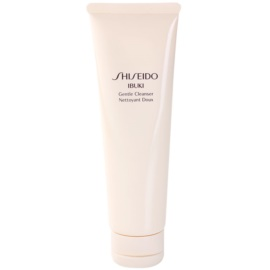 Shiseido Ibuki delikatna pianka do demakijażu głęboko oczyszczające  125 ml