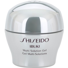 Shiseido Ibuki gel multiação para peles problemáticas  30 ml