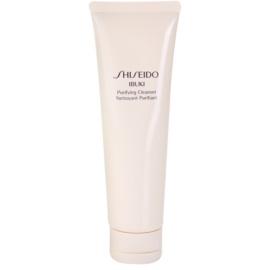 Shiseido Ibuki освіжаюча очищаюча пінка з мікрогранулами  125 мл