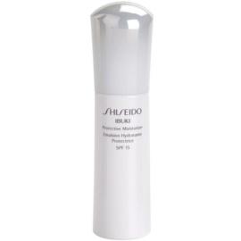 Shiseido Ibuki crema hidratante y protectora SPF 15  75 ml