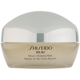 Shiseido Ibuki maseczka na noc upiększający skórę  80 ml