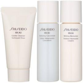 Shiseido Ibuki kosmetická sada V.