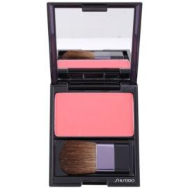 Shiseido Base Luminizing Satin rozjasňující tvářenka odstín RD 401 Orchid 6,5 g