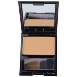 Shiseido Base Luminizing Satin rozjasňující tvářenka odstín BE 206 Soft Beam Gold 6,5 g