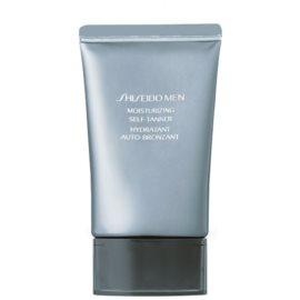 Shiseido Men Anti-Fatigue crema autobronceadora facial con efecto humectante  50 ml