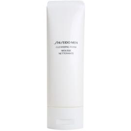 Shiseido Men Cleanse espuma limpiadora suave para todo tipo de pieles  125 ml