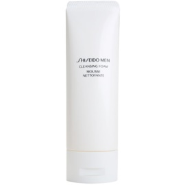 Shiseido Men Cleanse finoman tisztító hab minden bőrtípusra  125 ml