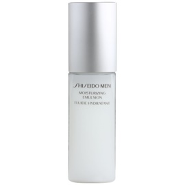 Shiseido Men Hydrate Emulsie hidratanta si hranitoare pentru toate tipurile de ten  100 ml
