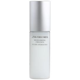Shiseido Men Hydrate emulsión hidratante y nutritiva para todo tipo de pieles  100 ml