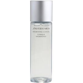 Shiseido Men Hydrate agua facial calmante  con efecto humectante  150 ml