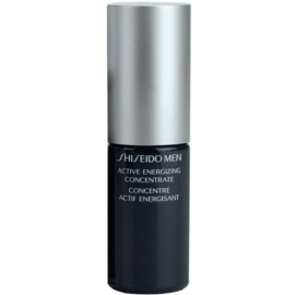 Shiseido Men Total Age-Defense omlazující koncentrát pro vyhlazení pleti a minimalizaci pórů  50 ml