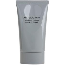 Shiseido Men Shave vlažilna in pomirjujoča krema za britje  100 ml