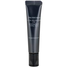 Shiseido Men Total Age-Defense oční liftingový krém proti vráskám a tmavým kruhům  15 ml