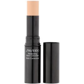 Shiseido Base Perfecting dlouhotrvající korektor odstín 22 Natural Light 5 g