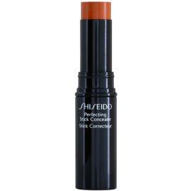 Shiseido Base Perfecting dlouhotrvající korektor odstín 66 deep Soutenu 5 g