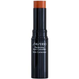 Shiseido Base Perfecting corrector de larga duración tono 66 deep Soutenu 5 g